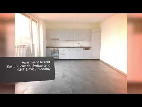 Apartment to rent in Zurich, Zürich, CHF 2,470 / monthly