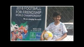 Pakistani flag flies at the opening ceremony of the FIFA World Cup|| NEWS US TODAY