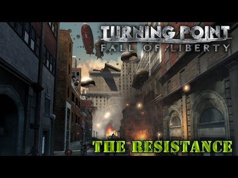 "Turning Point: Fall of Liberty. Part 4 ""The resistance"""
