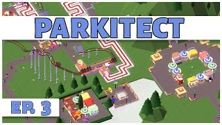 Parkitect - Ep. 3 - The Food Court! - Let's Play - [Parkitect Gameplay](Welcome to Parkitect! Parkitect is a theme park management game where you become the parkitect of a sandbox theme park! ▻ Watch this Let's Play Series: ..., 2015-09-13T17:00:00.000Z)