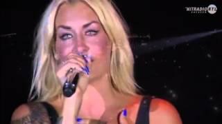 """Sarah Connor -  """"Wie schön du bist"""" LIVE @ Stars For Free, Chemnitz (28.08.2015)"""