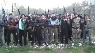 (02-02-2012) Homs | Defectors form 2 battalions - FSA