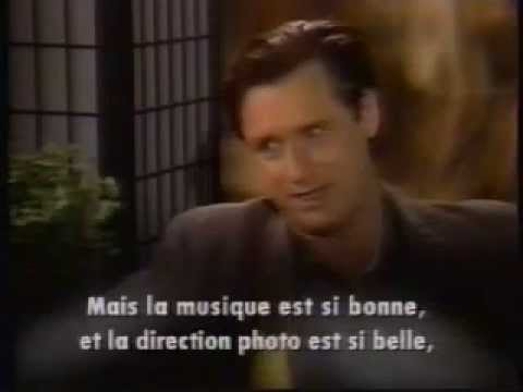 Lost Highway Bill Pullman and Patricia Arquette interview 1997