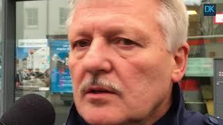 Geiselnahme im Jugendamt Pfaffenhofen: Polizeisprecher Kammerer im Interview