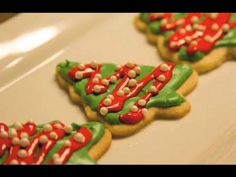 Receta Galletas Navidad Decoradas