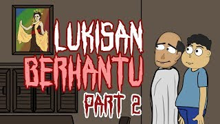 Download Video Misteri Lukisan Berhantu (Part 2) | Animasi Horor Kartun Lucu | Warganet Life MP3 3GP MP4