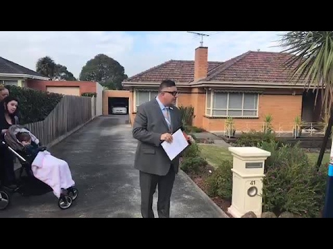 03/06/17 | Melbourne Real Estate Auctions | 41 Trafalgar Street Ferntree Gully 3156
