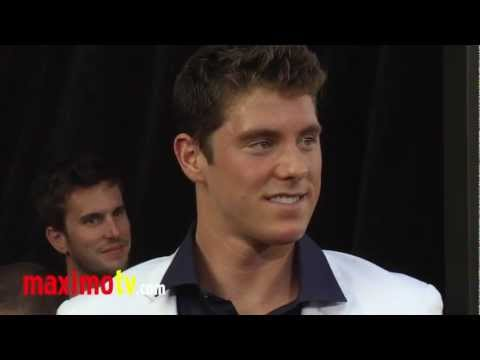 "Olympic Gold Medalist Conor Dwyer at ""The Expendables 2"" Los Angeles Premiere"