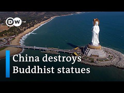 China: Crackdown on Buddhism | DW News