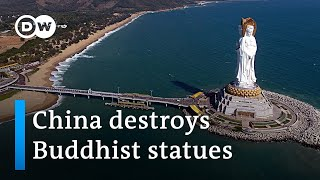 China: Crackdown on Buddhism | DW News