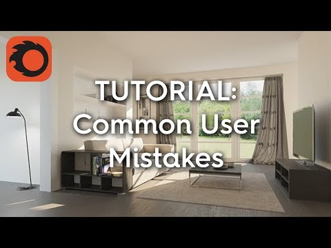 TUTORIAL: Common User Mistakes