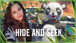HIDE & SEEK IN FORTNITE! (MINI-GAME #1)