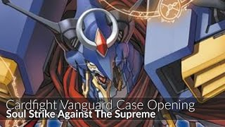 G-BT04 Soul Strike Against The Supreme Cardfight Vanguard Case Opening (16 Boxes)