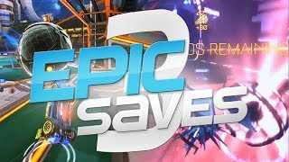 ROCKET LEAGUE EPIC SAVES 3 ! (BEST SAVES BY COMMUNITY & PROS)