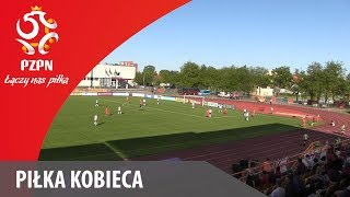 U-17 kobiet: Bramki z meczu Polska - Anglia