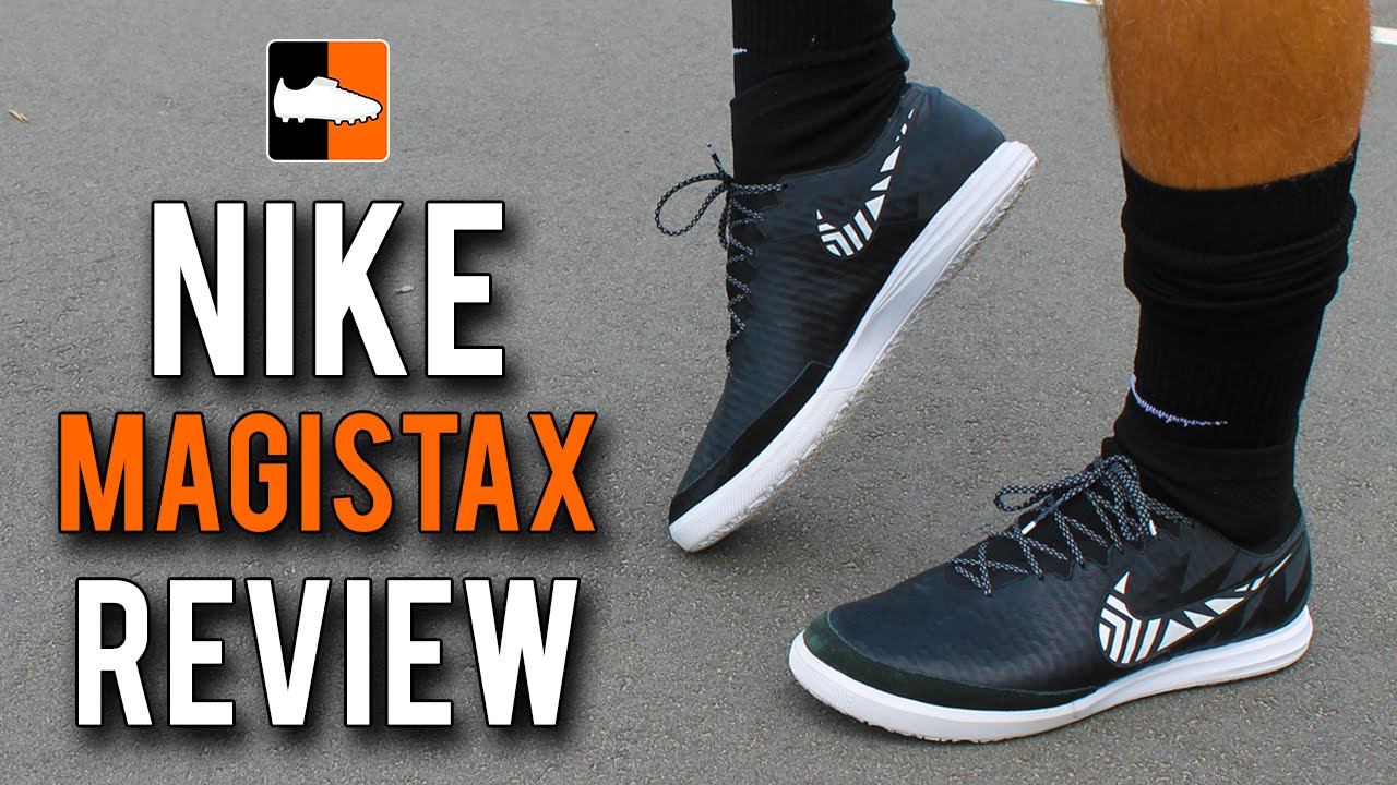 new product e044c 820f9 Nike MagistaX Promixo Street IC Football Boots Review - New ...