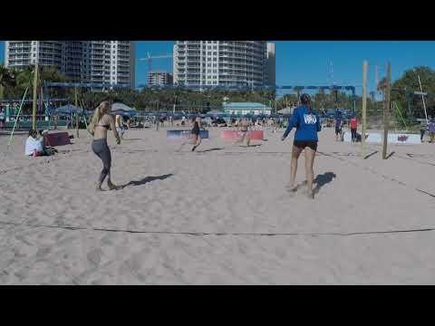 Amanda Chambers 2022 Beach Nation Showcase
