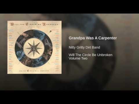 Grandpa Was A Carpenter