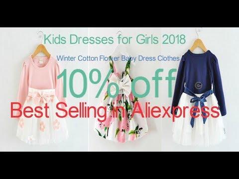 76313fcec Newborn Baby Dress Kids Party Wear Princess
