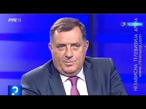 Američka ambasada Dodiku 'pakuje' zatvor