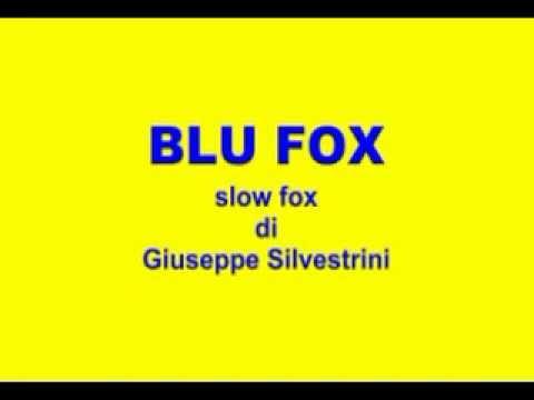 Musica da ballo BLU FOX Slow fox Silvestrini