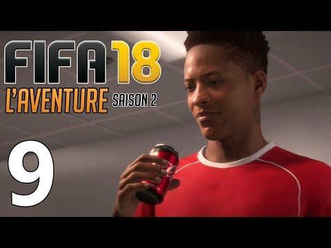 FIFA 18 FR - L' AVENTURE - Pub pour Coca Cola #9