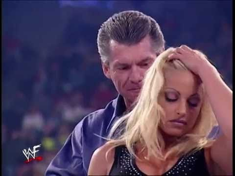 Download Trish Stratus saved by the Rock from Vine McMahon