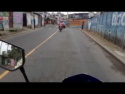 Ciudad de Guatemala y Mixco