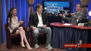 """ken Boxer Live,"" Ken Caillat, Fleetwood Mac Studio Engineer, With Tai Babilonia"