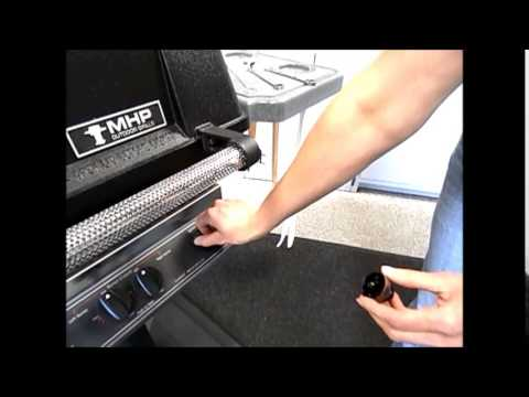 1   Change Battery in GGEIB ignitor   Grill Maintenance video collection