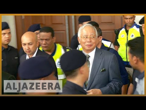 🇲🇾 Ex-Malaysian PM granted bail on money-laundering charges | Al Jazeera English