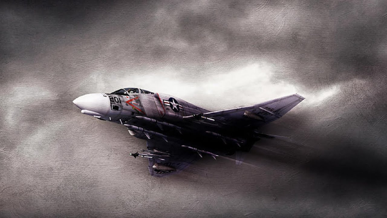 Rolling Thunder | M1A2 Abrams & F-4E Phantom II CAS Gameplay (War Thunder 1.99)
