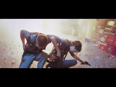 Mr. & Mrs. Smith - Shooting Scene (final) - HD