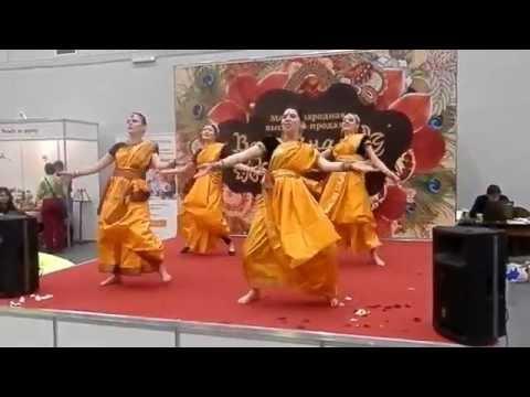 Nakku Mukka Tamil Dance (Moscow)