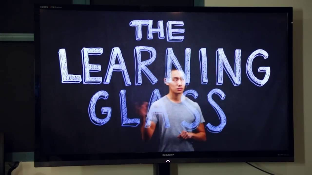 Learning Glass How–To Video