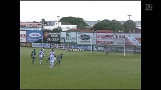 Goianão 2017: Os gols da vitória do Itumbiara fora de casa diante do Rio Verde