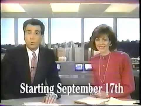 WPXI Channel 11 News promo #1, 1990
