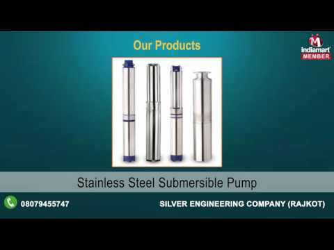 Submersible Pump By Silver Engineering Company, Rajkot