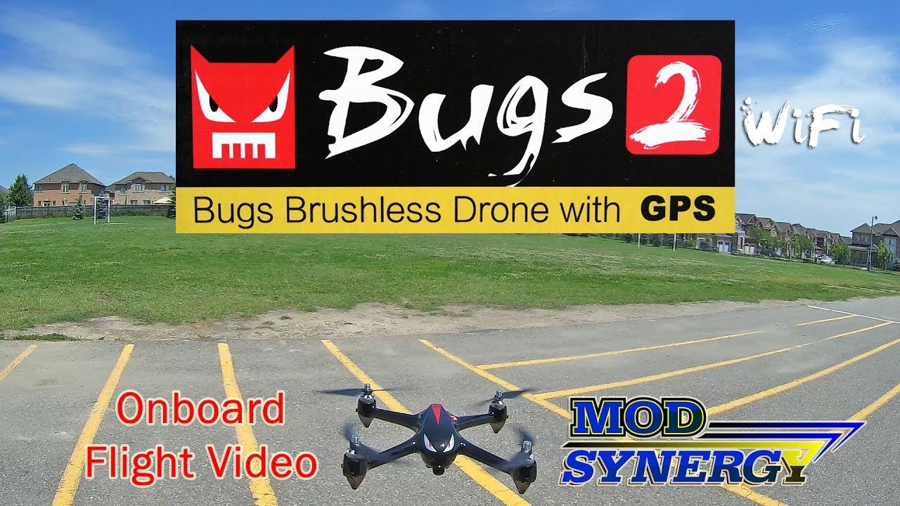 ModSynergy com - Review 330 - MJX Bugs 2 WiFi (B2W) GPS FPV