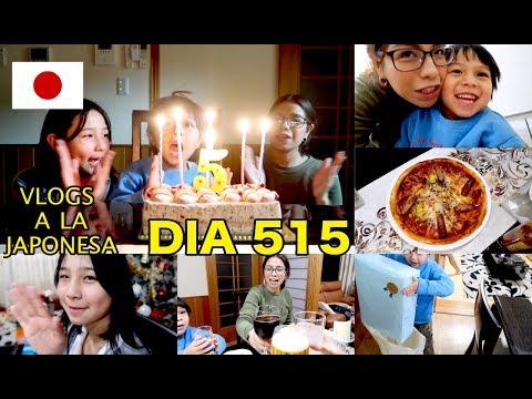 El Cumpleaños de Ryusei + Recordando los Partos JAPON - Ruthi San ♡ 29-12-17