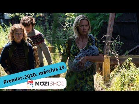 Hang nélkül 2 - magyar szinkronos előzetes #1 / Horror-thriller