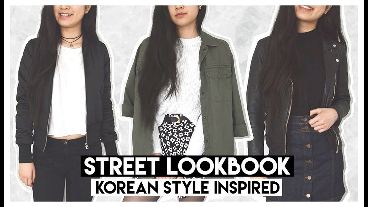 Street Style Lookbook 26 ♡ Tumblr & Korean Style Inspired Spring Outfits