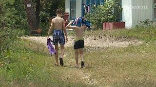 Безопасность детей в летние каникулы