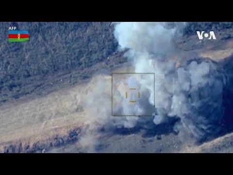 Turkish And Israeli Drones' Big Impact On Nagorno-Karabakh Conflict