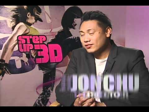 Step Up 3D - Interviews with Rick Malambri and Sharni Vinson