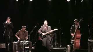 """Gabriel Gratzer & Big Tequilas """"Mean Old Frisco"""" Festival Int. de Blues- La Trastienda 21-07-12"""