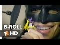 The LEGO Batman Movie B-ROLL (2017) - Will Arnett Movie