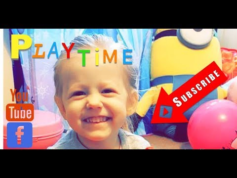 Playtime with Charlotte, toy review, shrek, frozen, Paw Patrol, Peppa Pig