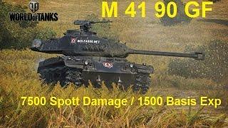 World of Tanks Gast-Replay 0046 (deutsch) Harry Spotter 7 - M4190GF macht Alles !