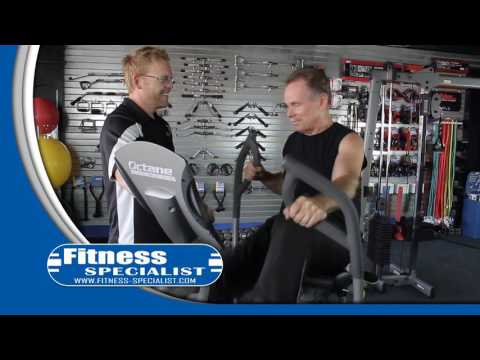 Fitness Specialist - Odessa & Lubbock, Texas